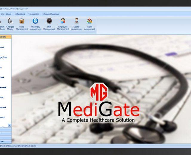 hospital management software, hospital software